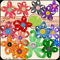 RibbonFlowers